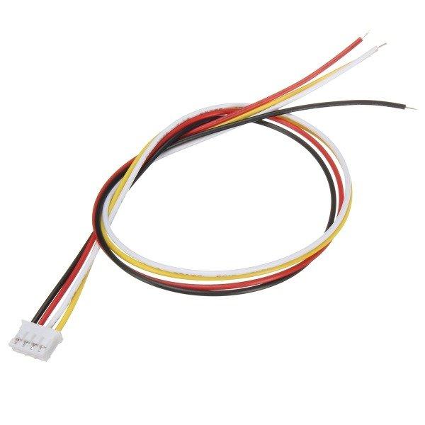 Kabel żeński micro-jst 4pin