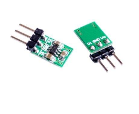 Moduł zasilania mini AMS1117 - 3,3V 100mA - Arduino