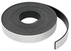 Taśma magnetyczna - 25mm - Samoprzylepna