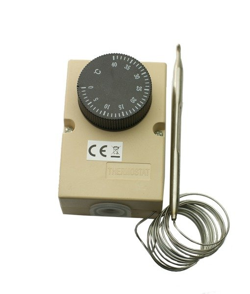 termostat z kapilarą