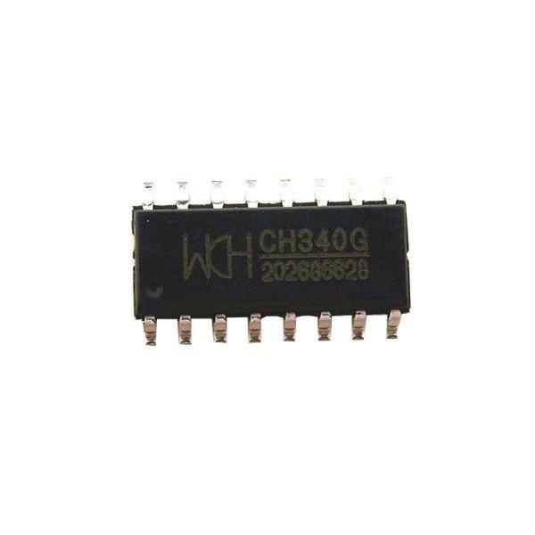 Układ elektroniczny CH340