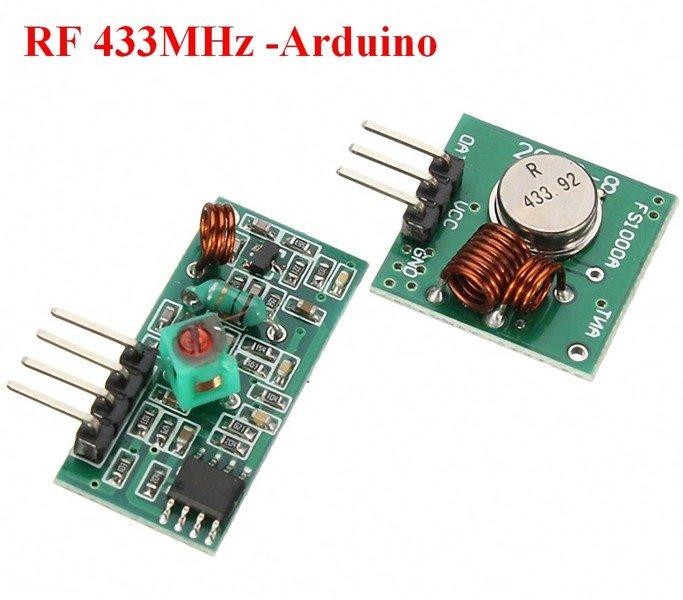 modul radiowy rf 433mhz