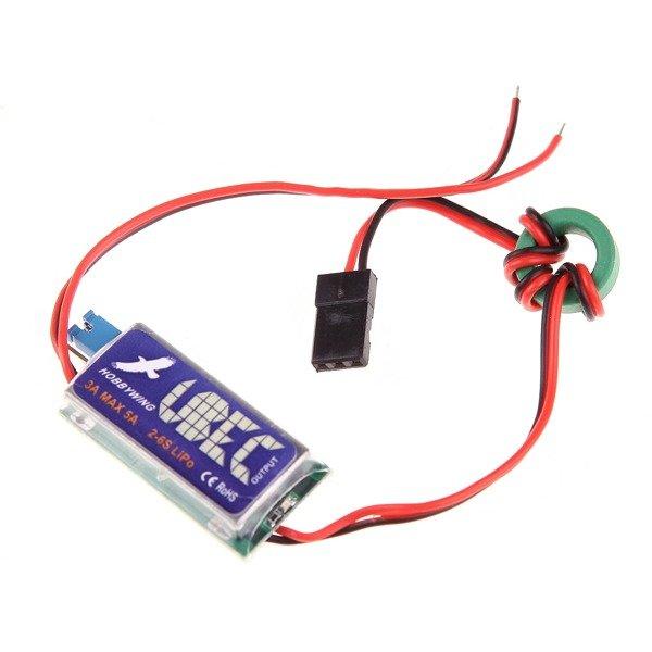ESC - UBEC 3A 5V/6V - 2-6S LiPo - Hobbywing