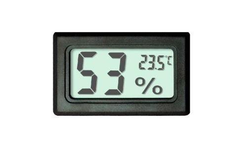 higrometr i termometr lcd z sonda