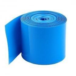 Folia termokurczliwa 25mm niebieska