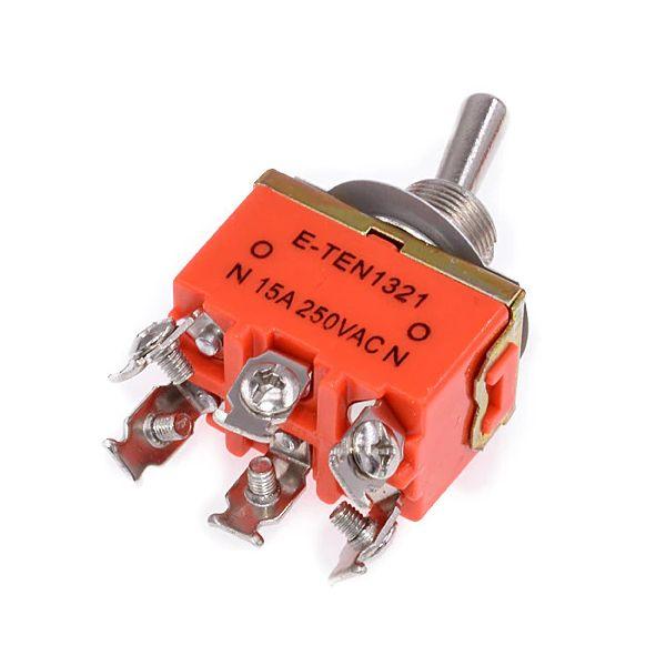 Przełącznik dźwigniowy 15A