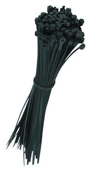 opaska zaciskowa 100x2,5mm czarna