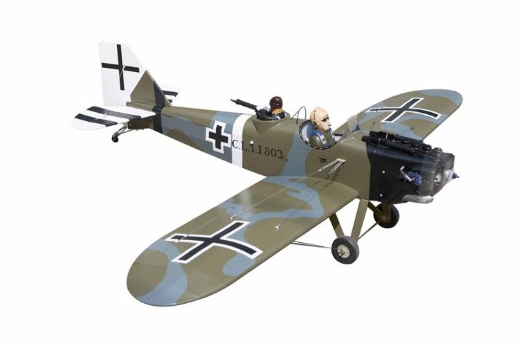 JUNKERS CL1 G-BUYU 1750mm - ARF