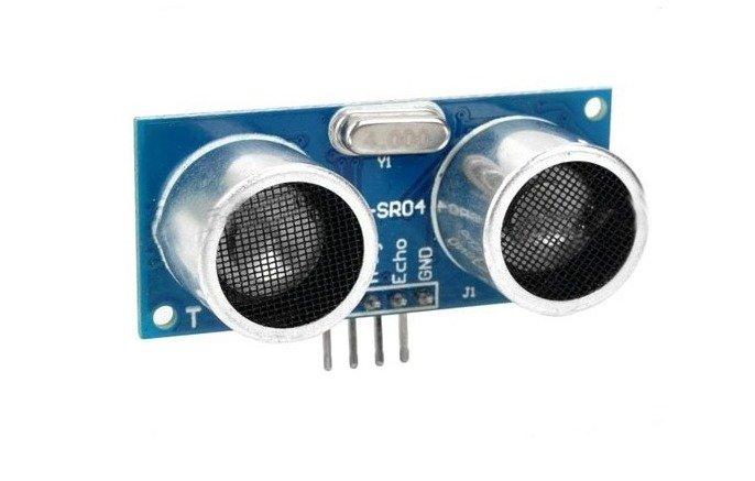 Czujnik HC-SR04 czujnik odgległości