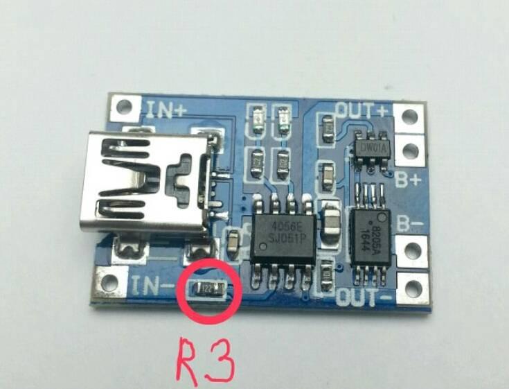 tp4056 mini usb