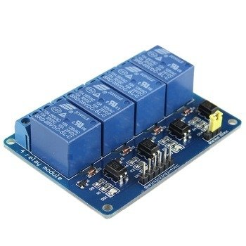 modul przekaznika 4-kanaly 5v
