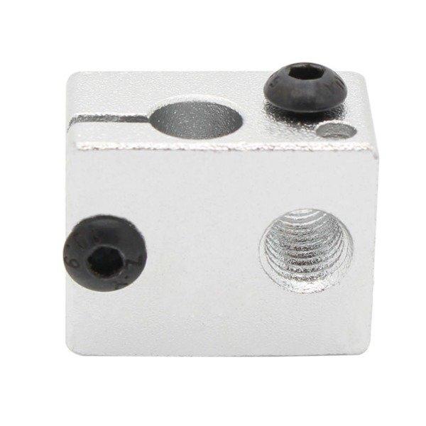 Blok Grzejny głowicy E3D V6 - 20x16x12mm