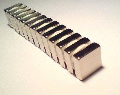 Magnes 5x5x2mm N35 - neodymowy