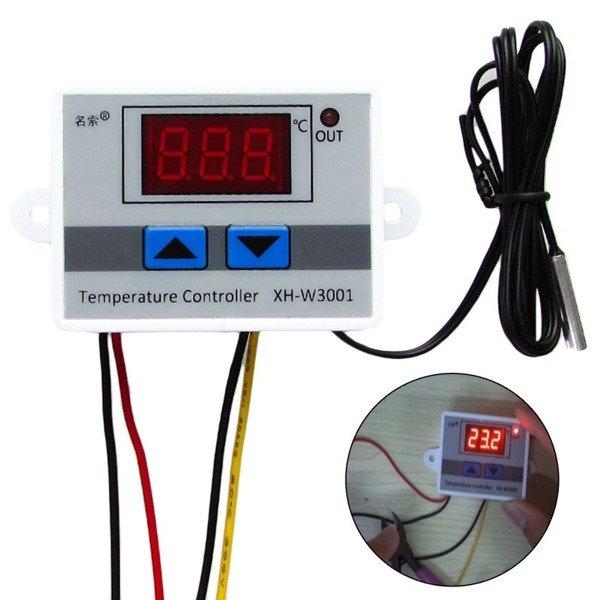 Regulator temperatury W3001 - od -50 do 110C