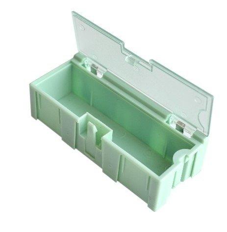 Pudełko do przechowywania elementów SMD