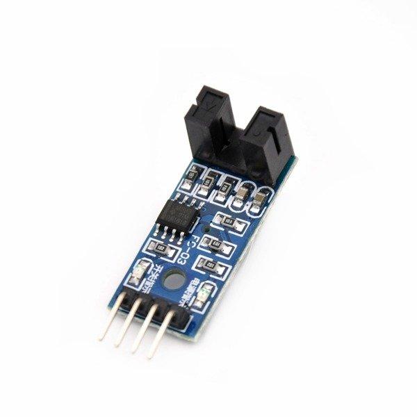 Moduł czujnik szczelinowy 5mm detektor