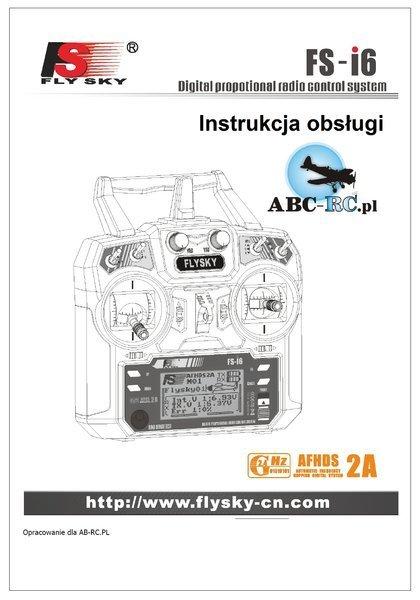 instrukcja aparatury FS-i6