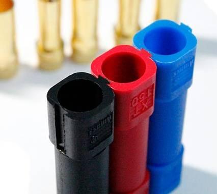 Wtyk XT150 - gold 6mm