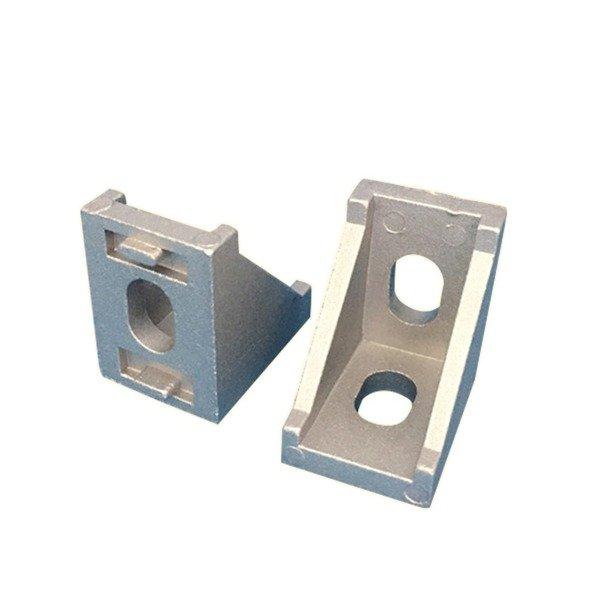 Uchwyt narony do profili aluminiowych 20x20x28mm