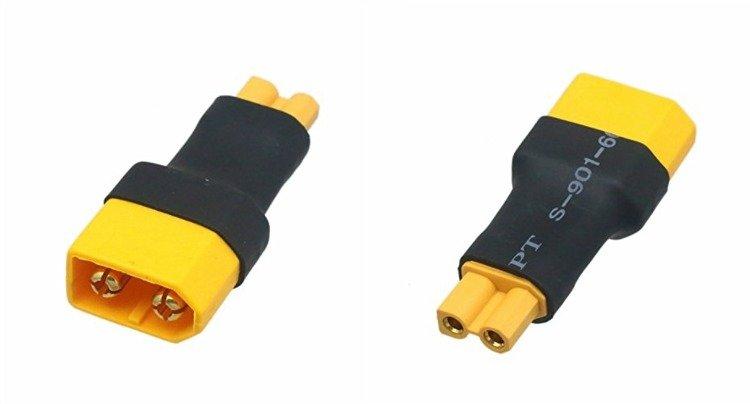 Adapter xt30 xt60