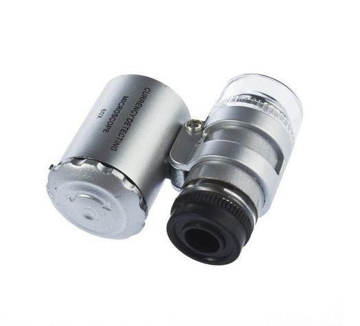 lupa mikroskop