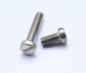 Śruba zwykła M3x20 - do metalu - metryczna- 10 szt