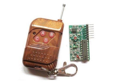 modul radiowy pilot 4 kanaly 315 mhz