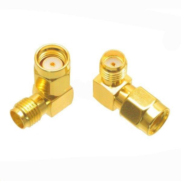 SMA jack to RP-SMA plug - adapter 1 szt