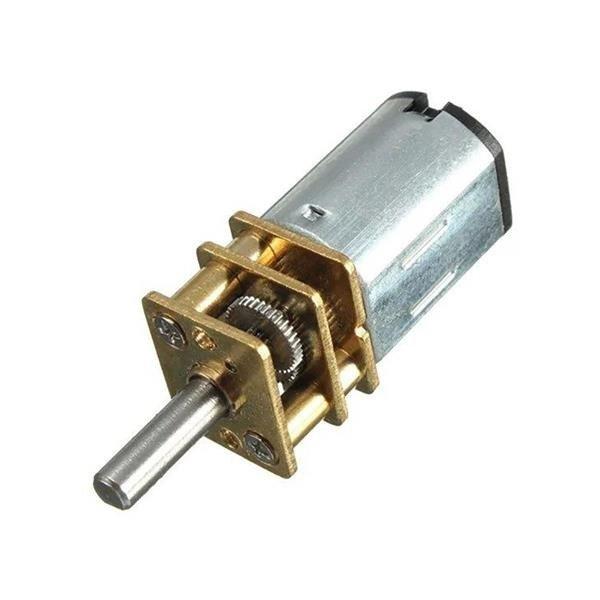 Silnik szczotkowy GA12-N20