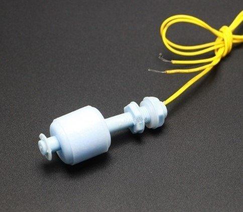 Czujnik pływakowy poziomu cieczy, wody M12