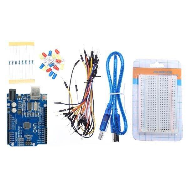 zestaw arduino uno r3 starter kit