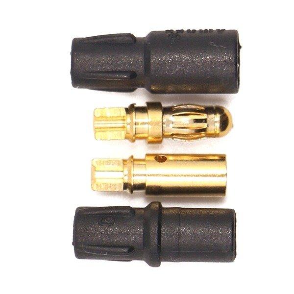 Wtyki GOLD z izolacją - 3,5mm