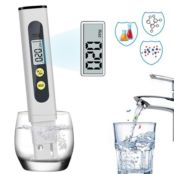 tester jakości wody