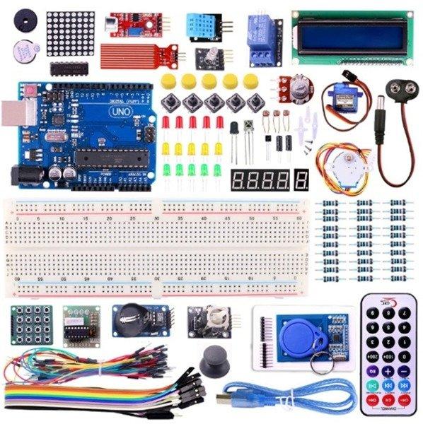 UNO XXL-1 - Starter Kit UNO R3