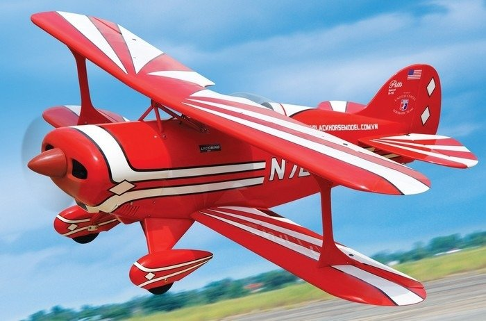 Model - Pitts Special - 1500mm - ARF