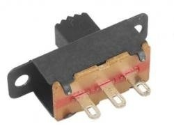 Przełącznik Switch 9x4mm - 2 pozycyjny ON/OFF