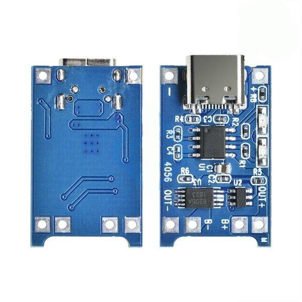 Zasilacz buforowy - ładowarka USB type c