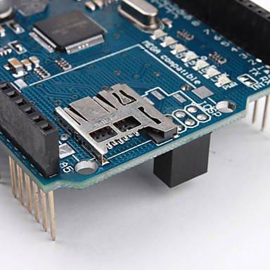 Moduł sieciowy shield W5100
