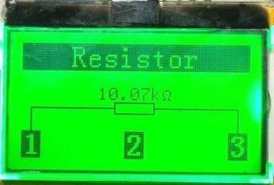 wielofunkcyjny tester tranzystorów, cewek, diod, rezystorów i innych - Mega-328