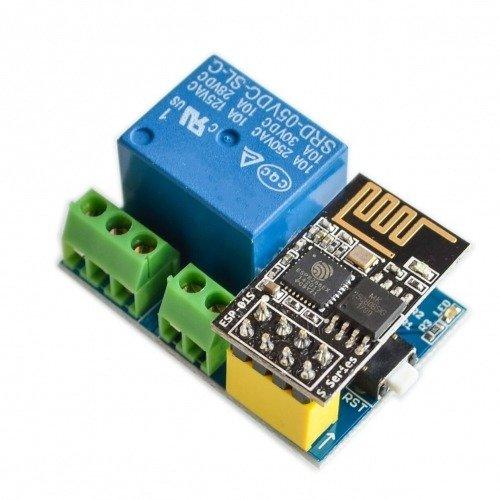 Moduł przekaźnika 5V z ESP8266 Wi-Fi