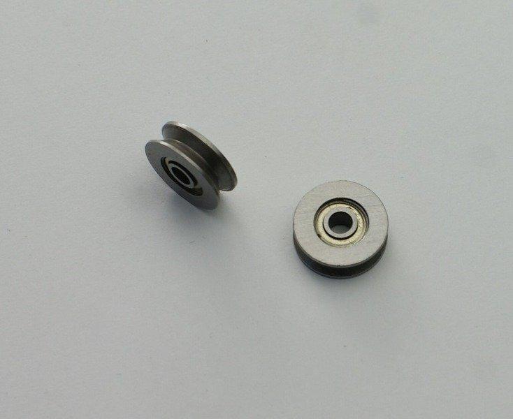Łożysko pasowe - 12x4x3 oś 3mm