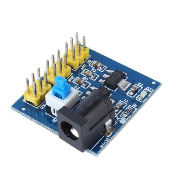 przetwornica DC-DC do Arduino