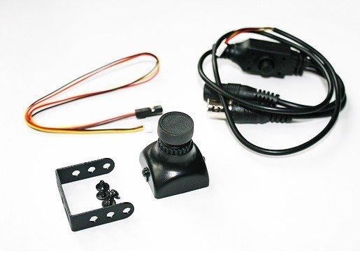 mini kamera do drona fpv 600tvl