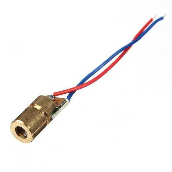 Dioda laserowa 5V