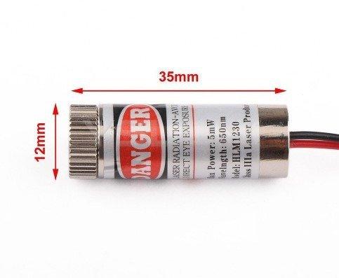 Moduł diody laserowej