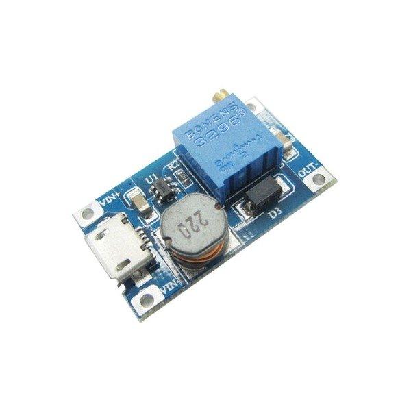 Przetwornica LM2577 2A z USB - STEP-UP