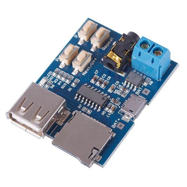 modul odtwarzacza mp3