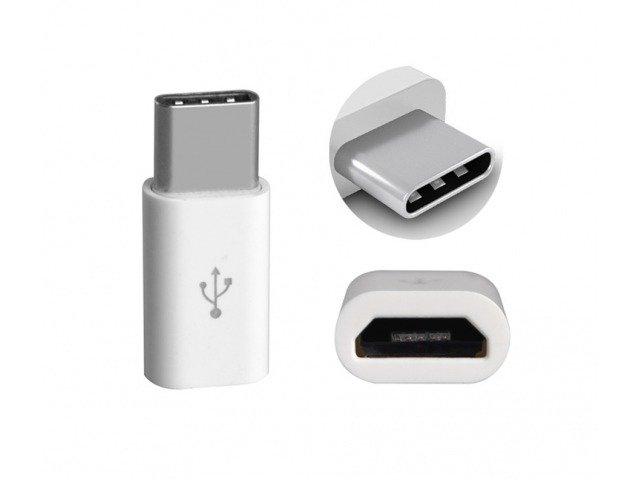 Przejściówka - MicroUSB - USB-C 3.1 TYP C