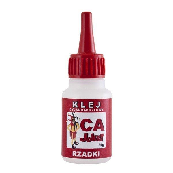 Klej CA JOKER rzadki, 20 g - Cyjanoakrylowy