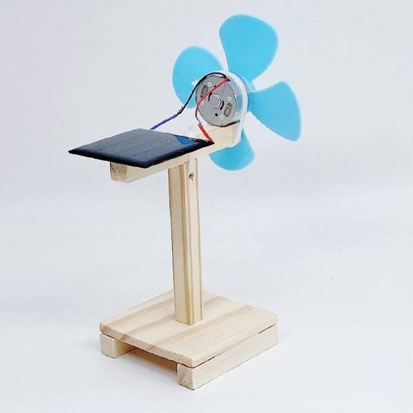 wentylator na solar